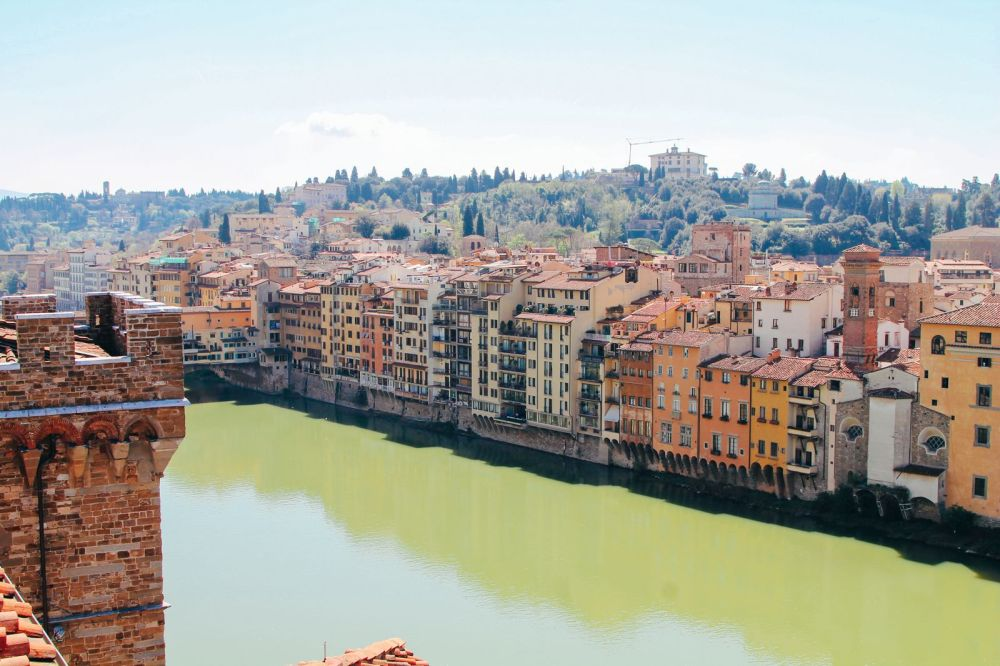 This Is The Best View In Florence, Italy! (26)