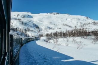 The Flamsbana Experience - Norway's Most Scenic Train Journey! (8)