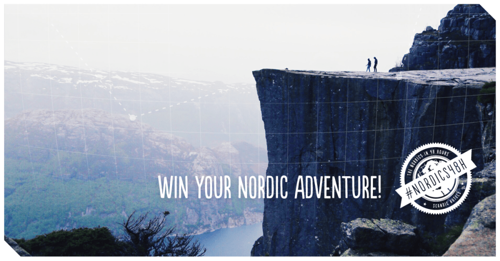 Here's Your Chance To See The Nordics In 48 Hours! (2)