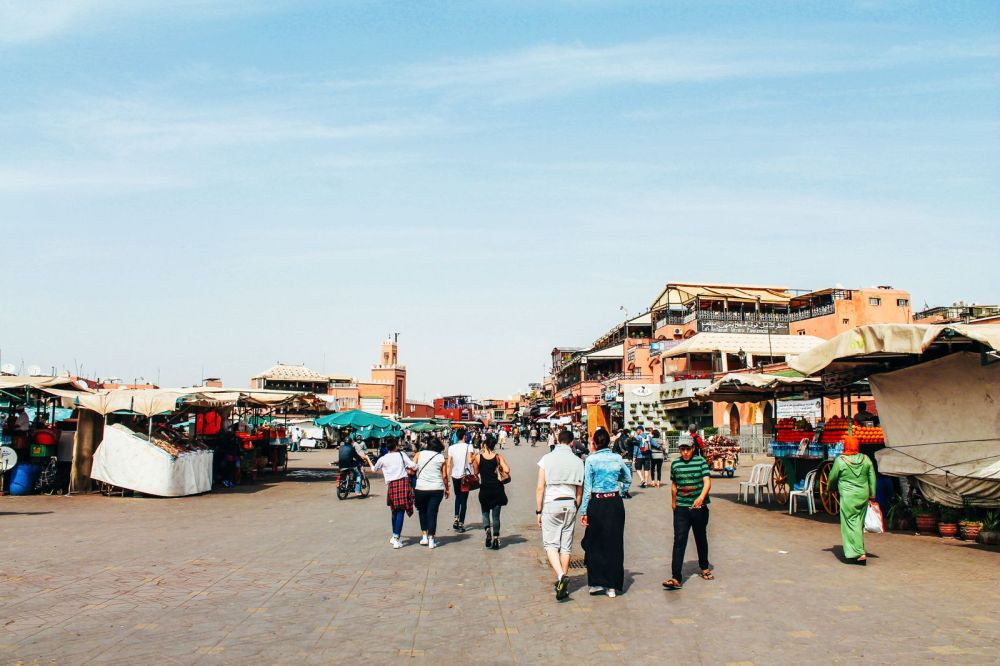 Bahia Palace... Marrakesh, Morocco. A Photo Diary. (4)