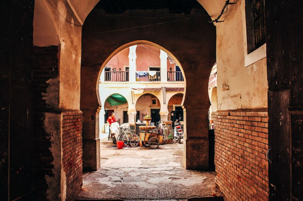 Bahia Palace... Marrakesh, Morocco. A Photo Diary. (9)