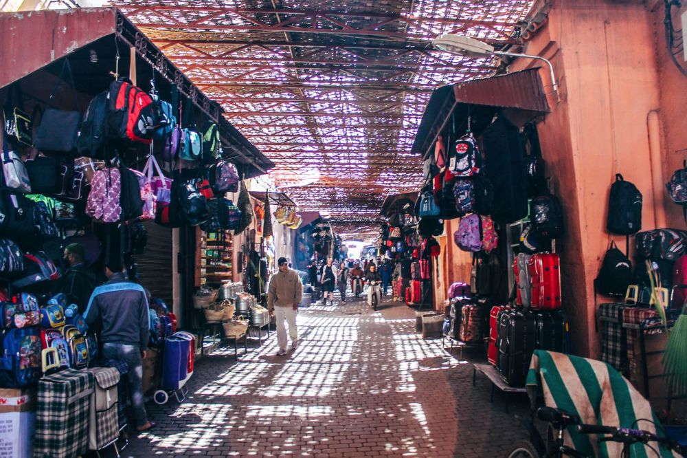 Bahia Palace... Marrakesh, Morocco. A Photo Diary. (15)