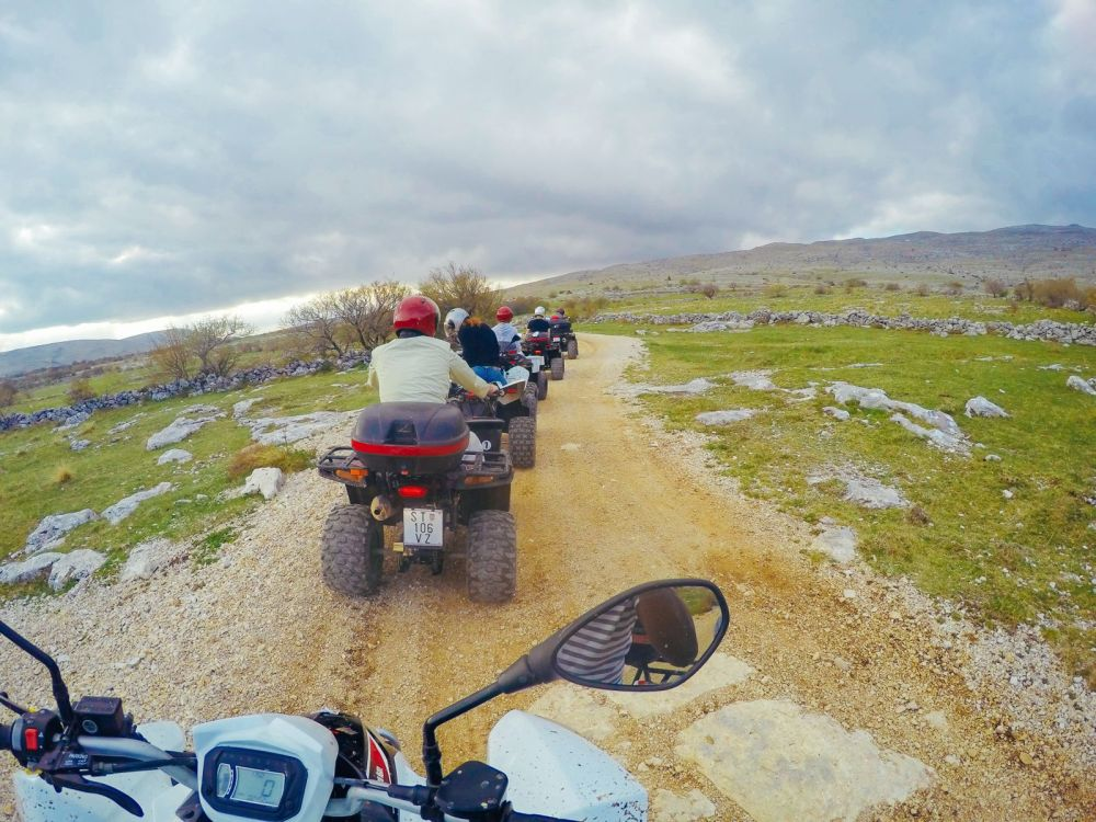 Quad Biking Through Croatia... (4)
