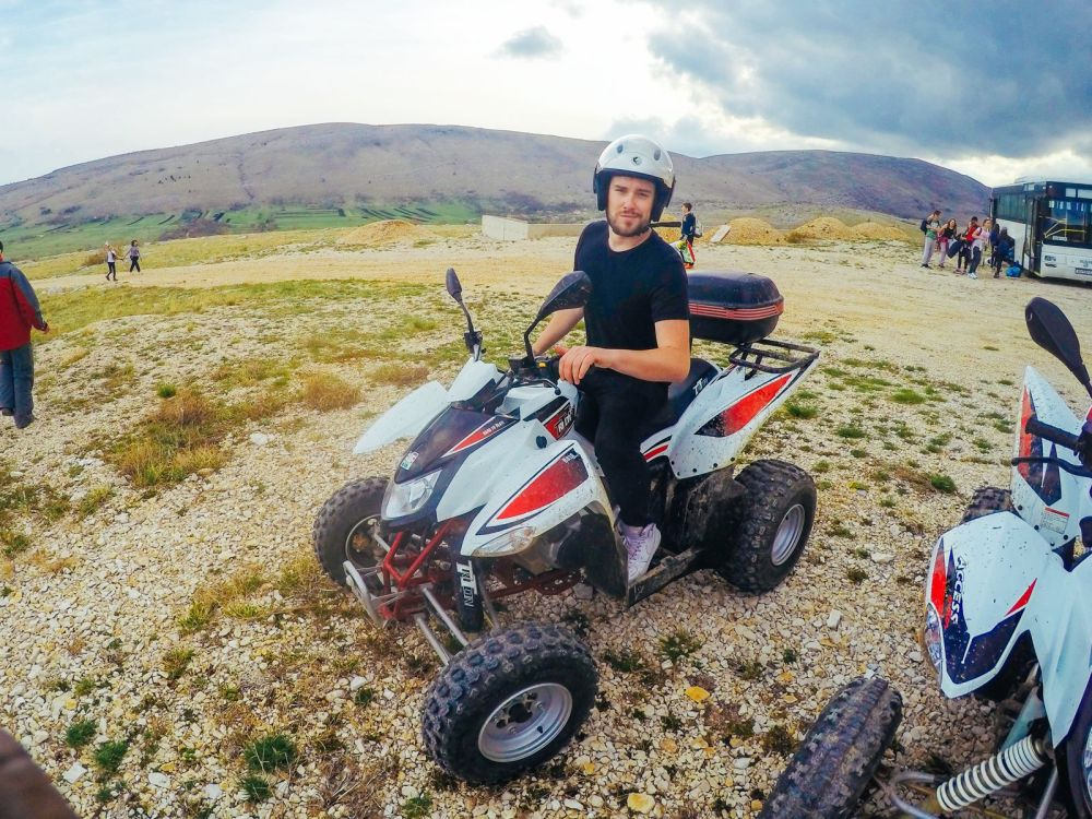 Quad Biking Through Croatia... (8)