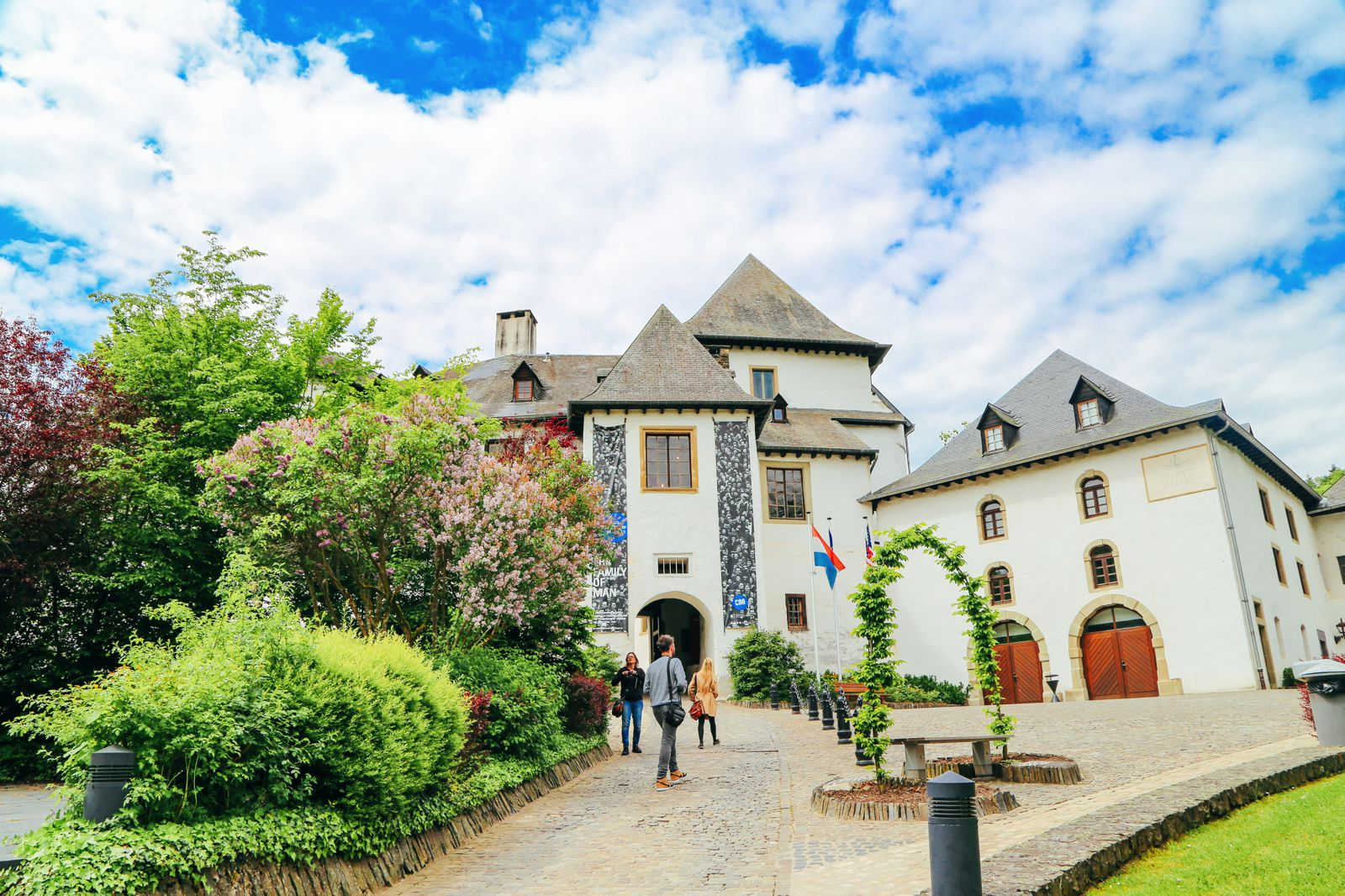 Clervaux Castle And The Family Of Man (8)