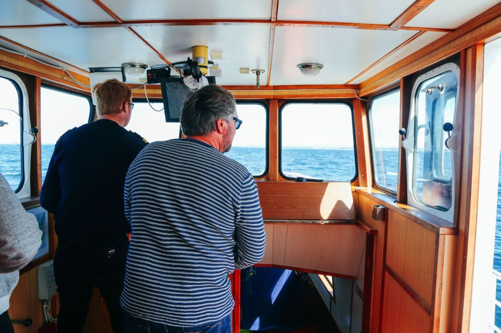 #Nordics48h Challenge - Our First Mission! Stavanger, Cod Fishing, Fishing, Tananger, Norway (30)