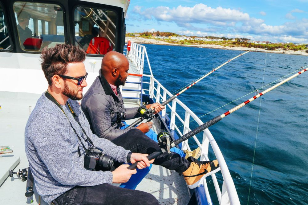 #Nordics48h Challenge - Our First Mission! Stavanger, Cod Fishing, Fishing, Tananger, Norway (39)