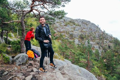 How To See The Lysefjord AND Get To The Very Edge Of Pulpit Rock In Norway! (20)