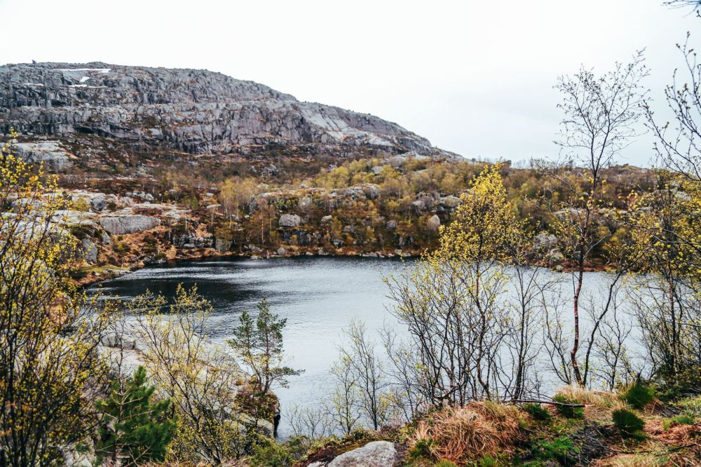 How To See The Lysefjord AND Get To The Very Edge Of Pulpit Rock In Norway! (29)