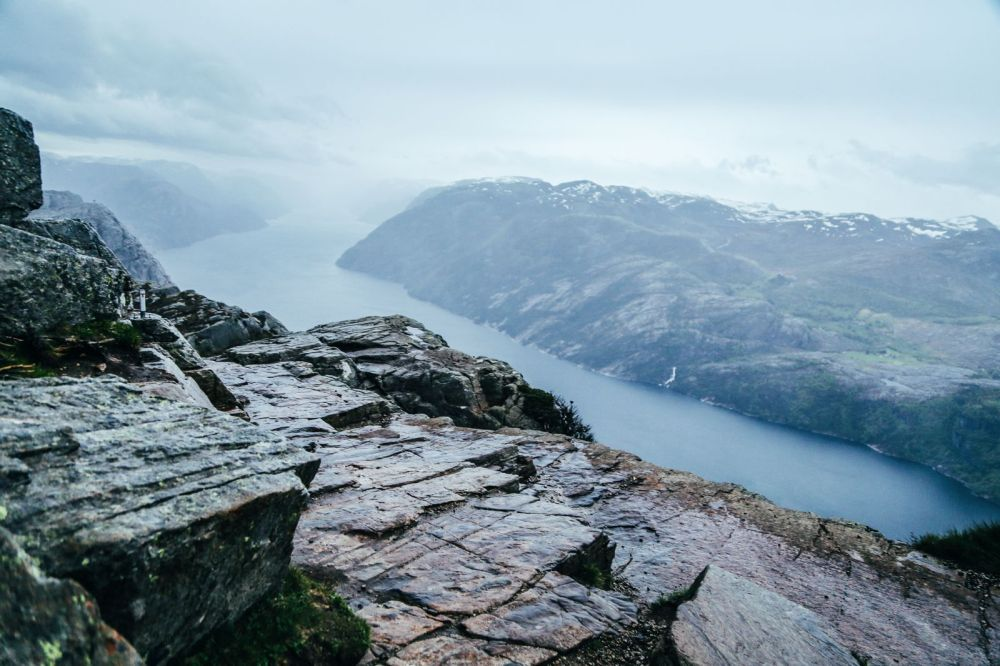 How To See The Lysefjord AND Get To The Very Edge Of Pulpit Rock In Norway! (53)