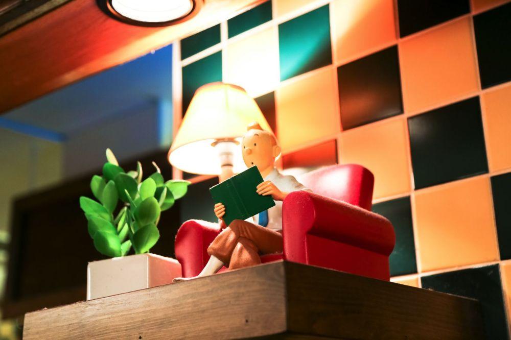 Loyly, Tintin and Helsinki At Night! #Nordics48h (21)