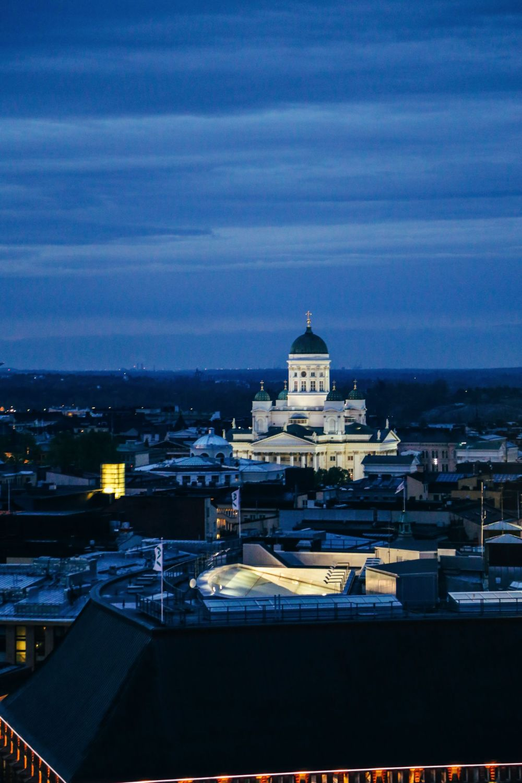 Loyly, Tintin and Helsinki At Night! #Nordics48h (33)