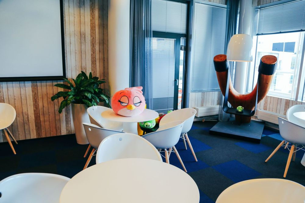 A Morning In Rovio - The Angry Birds HQ! #Nordics48h (4)