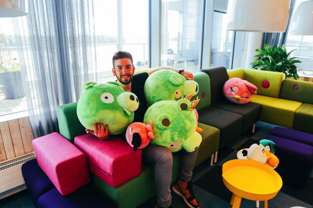 A Morning In Rovio - The Angry Birds HQ! #Nordics48h (9)
