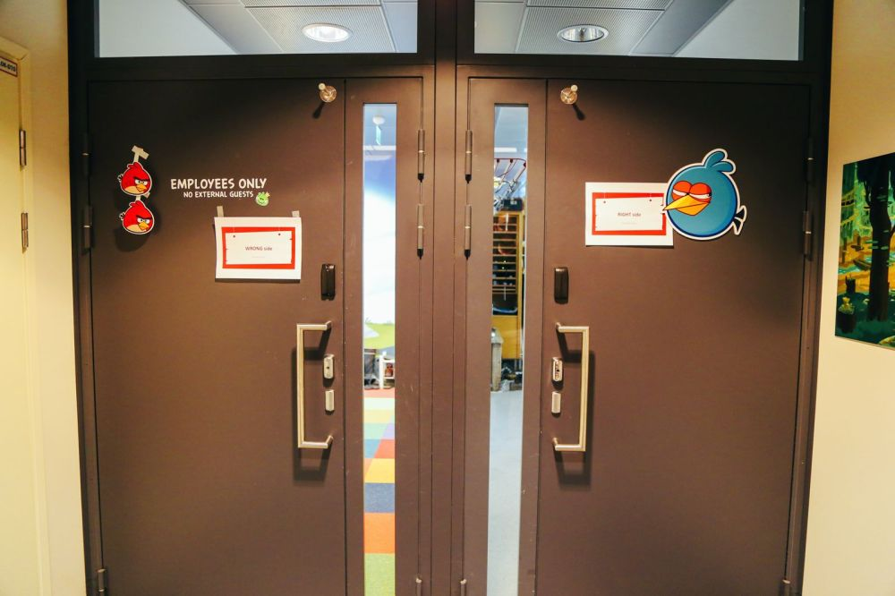 A Morning In Rovio - The Angry Birds HQ! #Nordics48h (25)