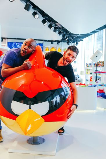 A Morning In Rovio - The Angry Birds HQ! #Nordics48h (38)
