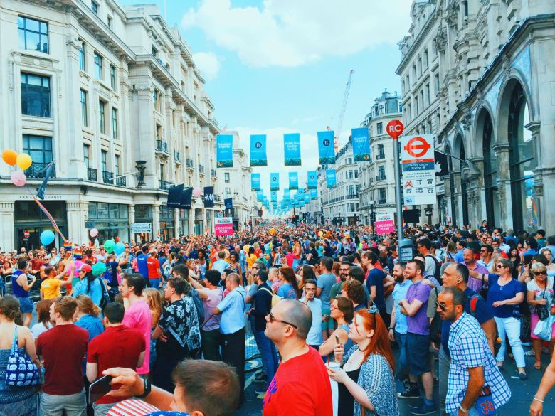 There Was A Party In London This Weekend... Pride in London (2)