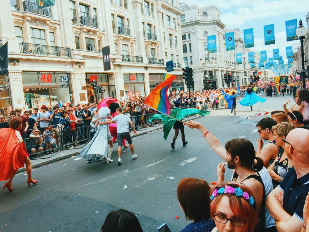 There Was A Party In London This Weekend... Pride in London (9)