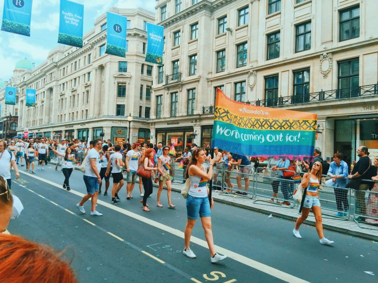 There Was A Party In London This Weekend... Pride in London (20)
