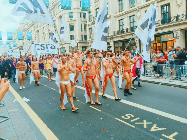 There Was A Party In London This Weekend... Pride in London (26)