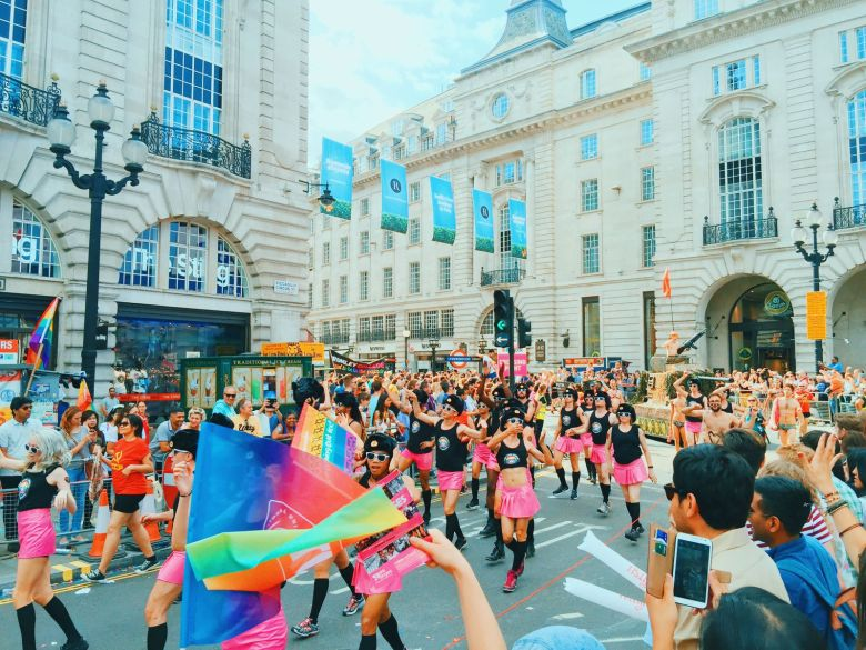 There Was A Party In London This Weekend... Pride in London (51)