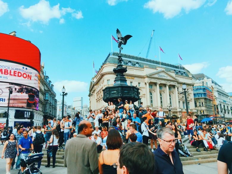 There Was A Party In London This Weekend... Pride in London (54)