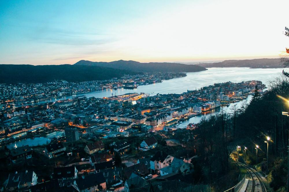 This Is The Best View In Bergen (And One Of The Best In The World)!!! Mount Fløyen and the Fløibanen funicular (36)