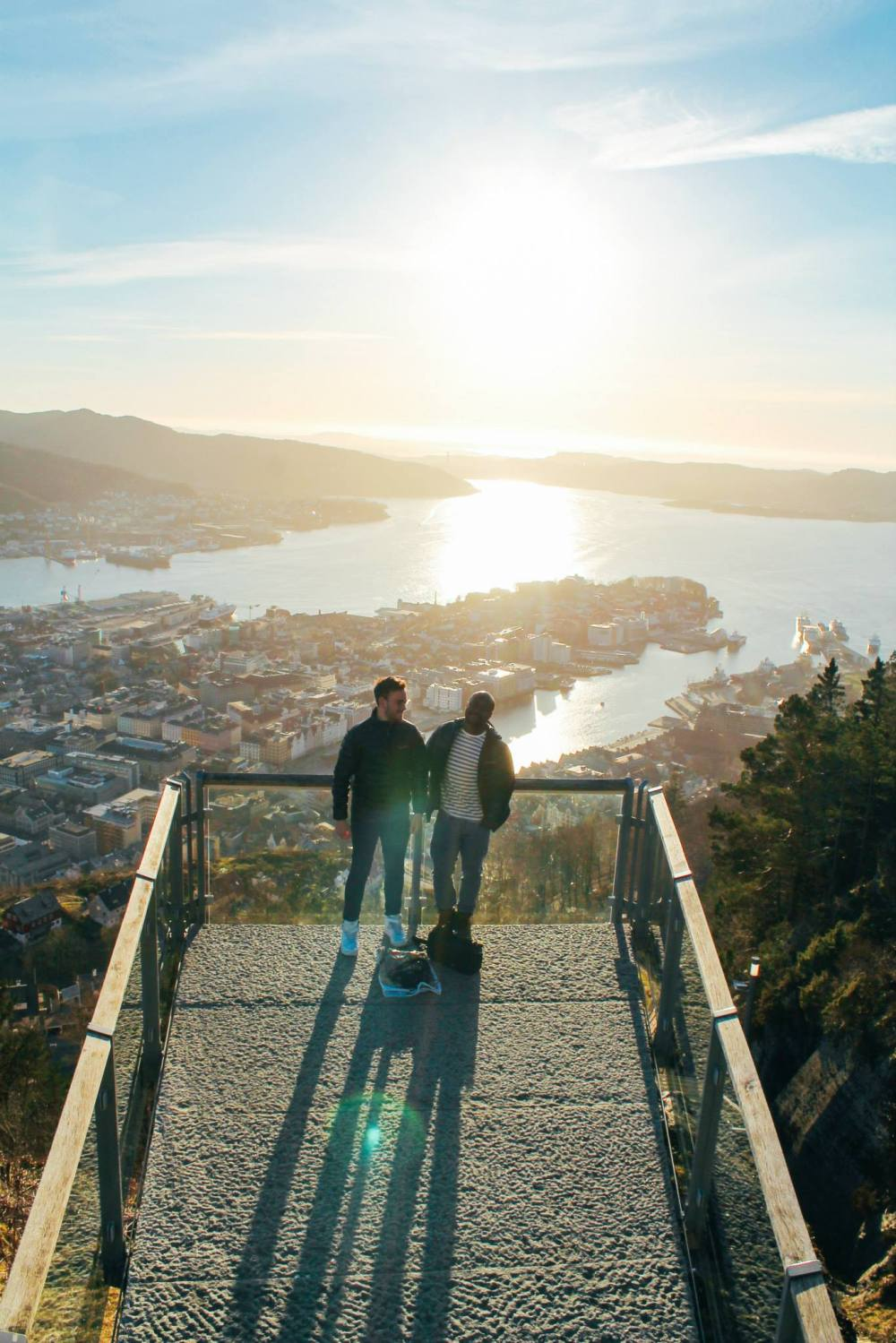 This Is The Best View In Bergen (And One Of The Best In The World)!!! Mount Fløyen and the Fløibanen funicular (12)