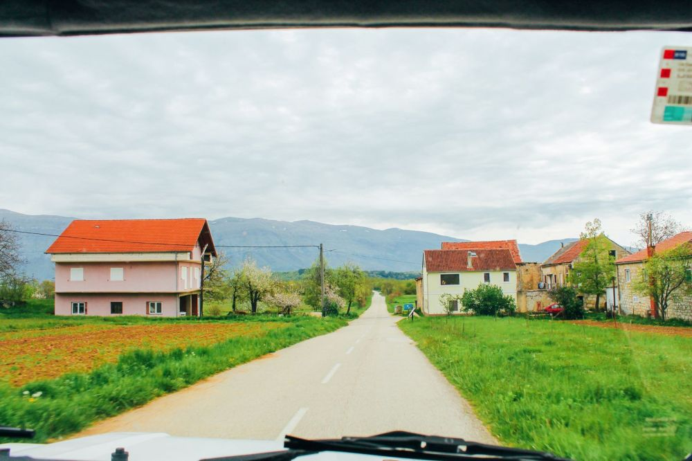 Countryside Off-roading In Croatia... with Dalmatia Explorer (3)