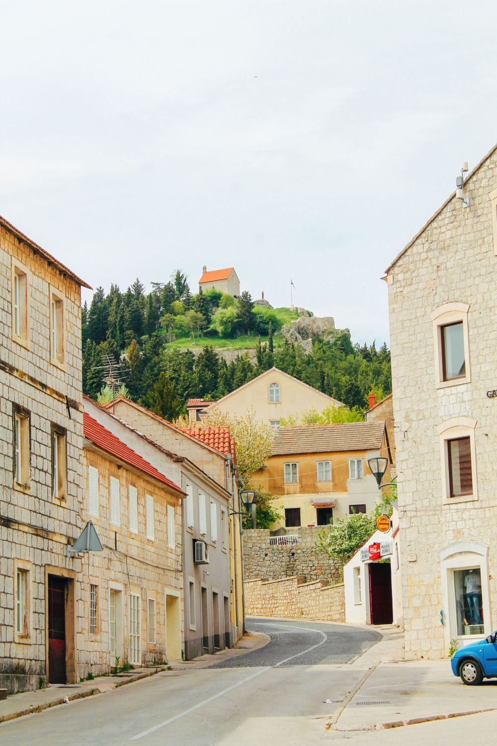 Cave Exploring, Frog Legs and The Old Town Of Sinj In Croatia... (33)
