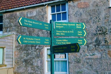 How To Get To The Isles Of Scilly - The UK's Most Tropical Island! (59)