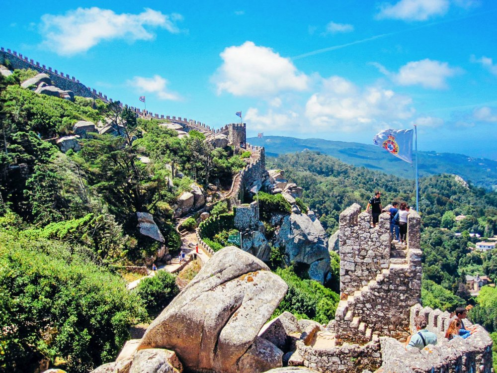 8 Reasons Why You Have To Visit Sintra In Portugal! (2)