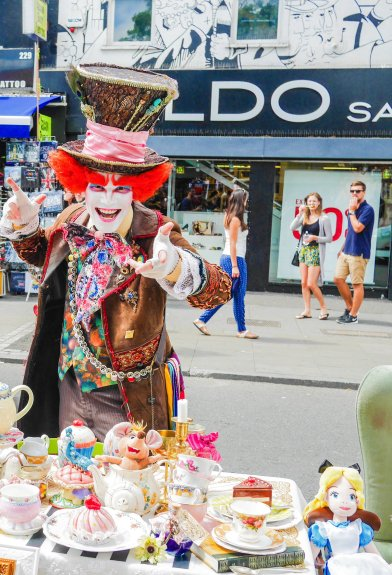 The London Neighbourhood of Camden: Where To Shop, Eat and Party! (2)