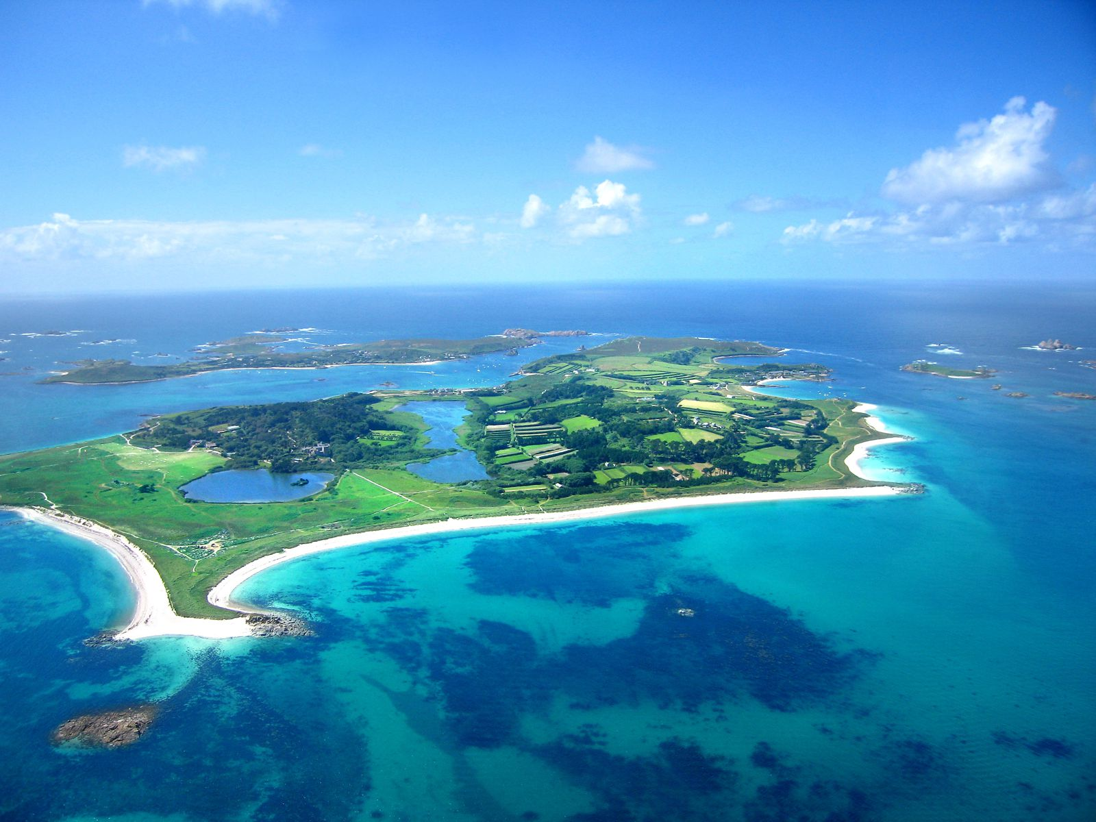 The Isles of Scilly (1)