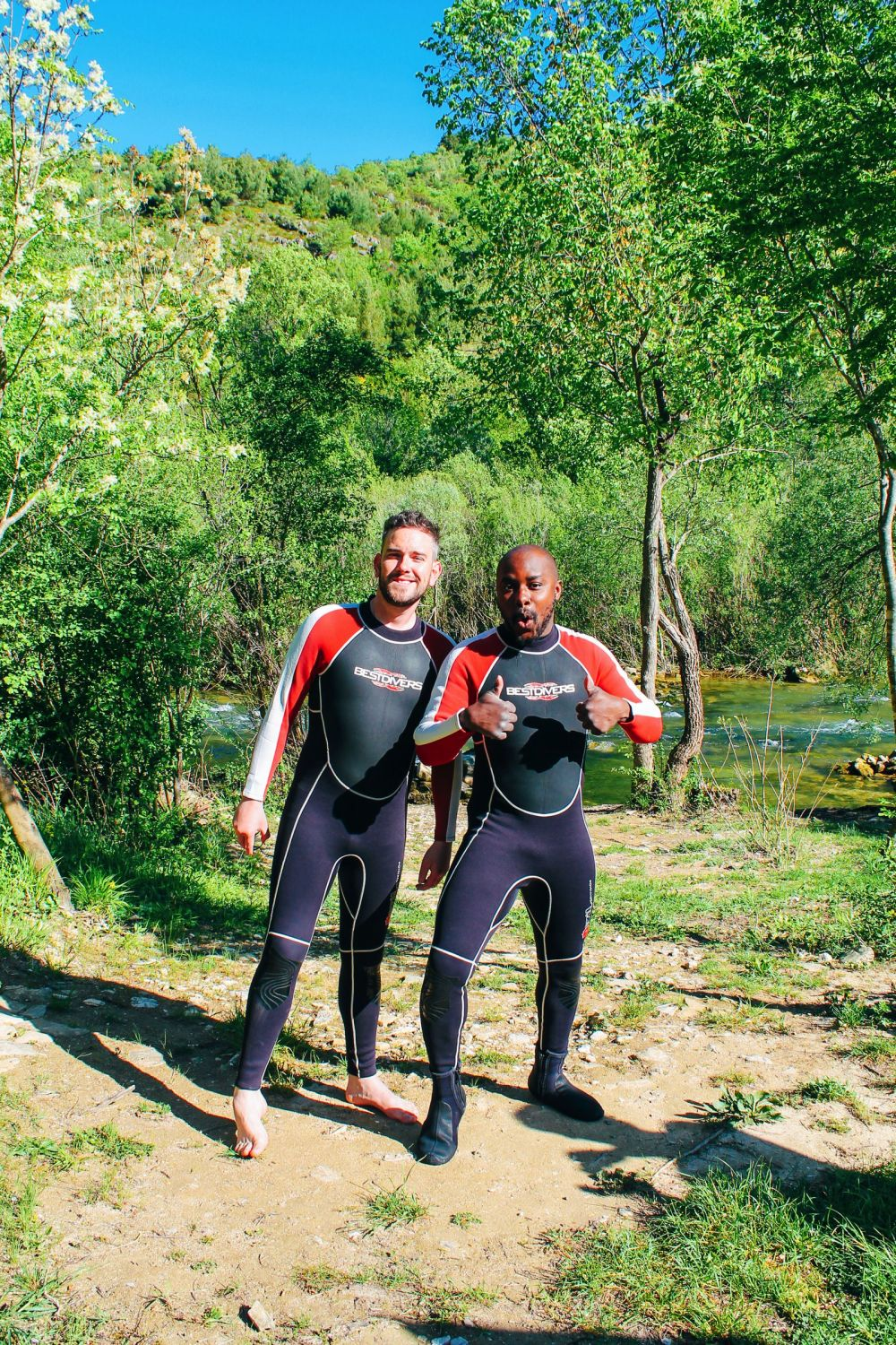 White Water Rafting On The Cetina River... In Croatia (14)