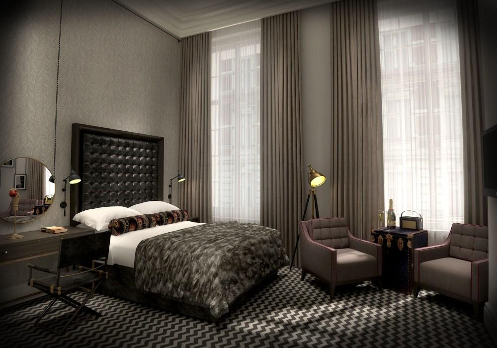 Hotel Gotham, Manchester, England, UK (18)