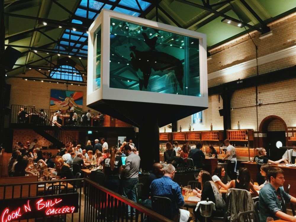 Tramshed London, Shoreditch (28)