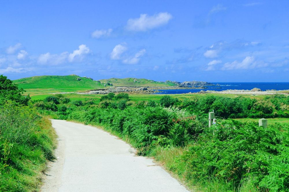 Kayaking in Bryher, Honesty Boxes and Tropical Island Hues... In Bryher Island, Isles of Scilly, UK (20)