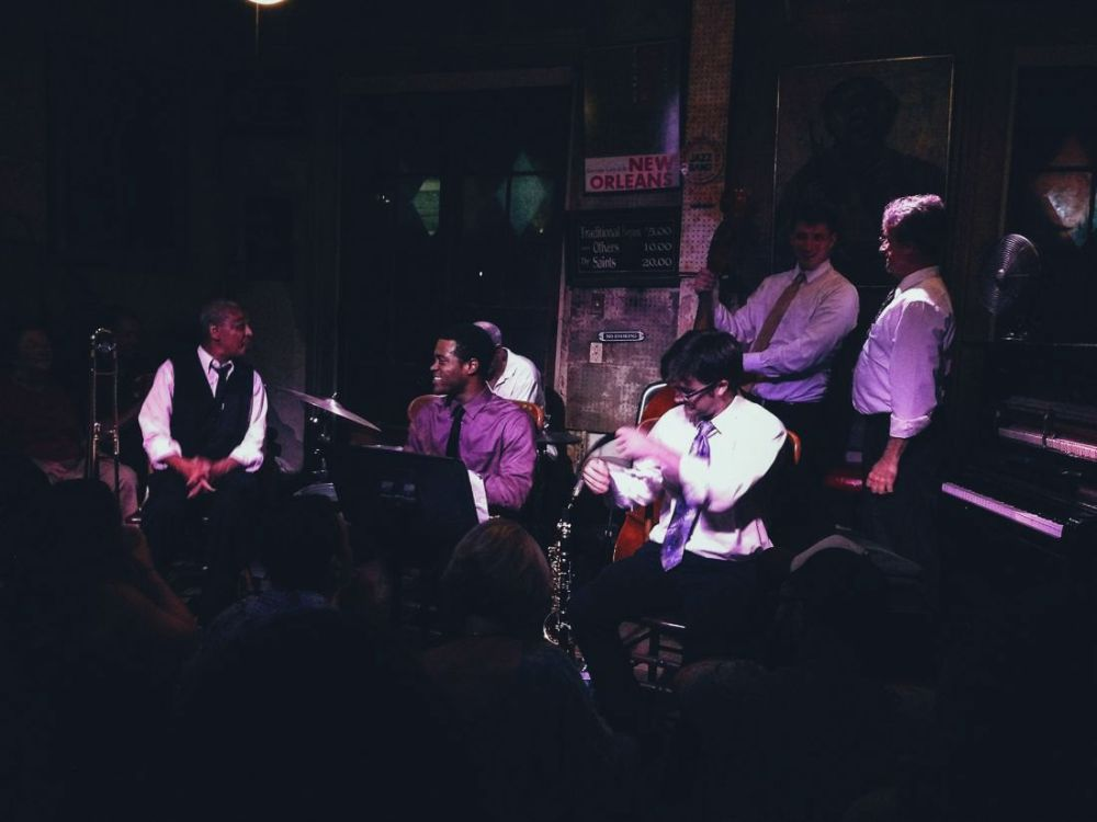 "A Weekend In New Orleans: Jazz, ""Mothers"" & Gate-Crashing A Wedding (17)"