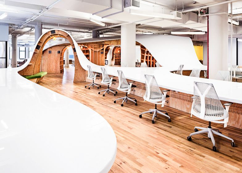 Ultra Cool Office Spaces That You Will Want To Work In (5)