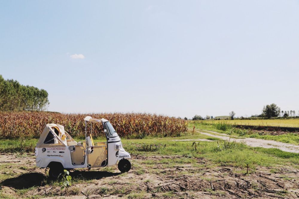 Driving Across Italy On A Rickshaw! Our Journey So Far... (2)