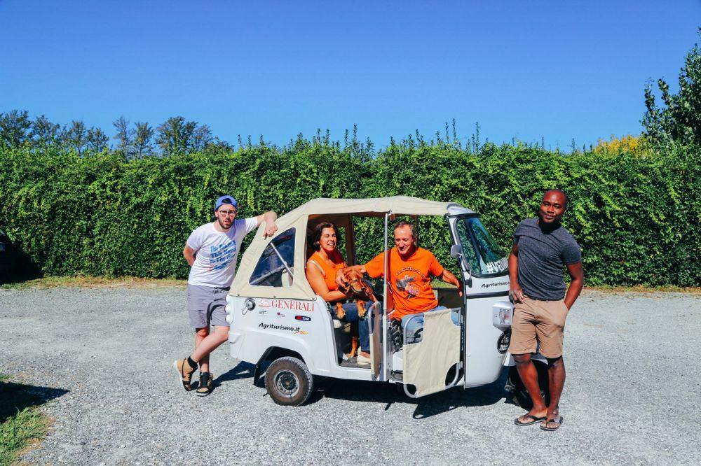 Cinque Terre To Pisa: Italy Road Trip On A Rickshaw (20)