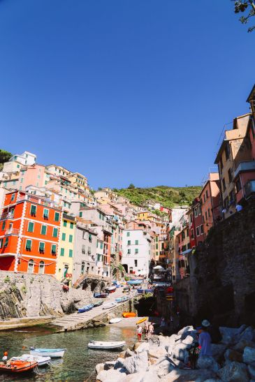 Cinque Terre To Pisa: Italy Road Trip On A Rickshaw (26)