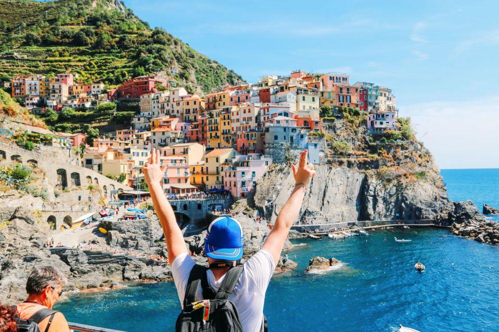 Cinque Terre To Pisa: Italy Road Trip On A Rickshaw (46)