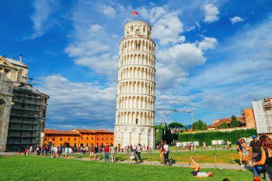 Cinque Terre To Pisa: Italy Road Trip On A Rickshaw (58)