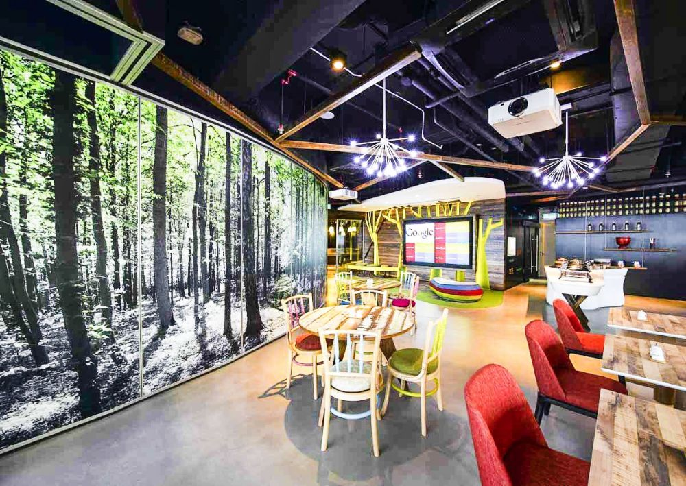 Ultra Cool Office Spaces That You Will Want To Work In (3)