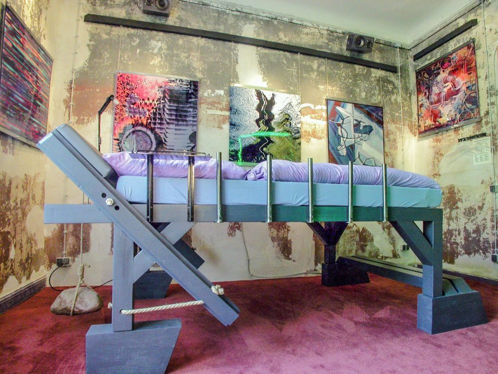 How To Stay In The Most Unusual Hotel In Berlin... Nay, The World! (12)