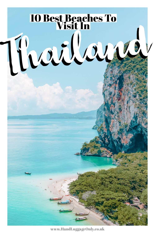 Best Beaches In Thailand To Visit (1)