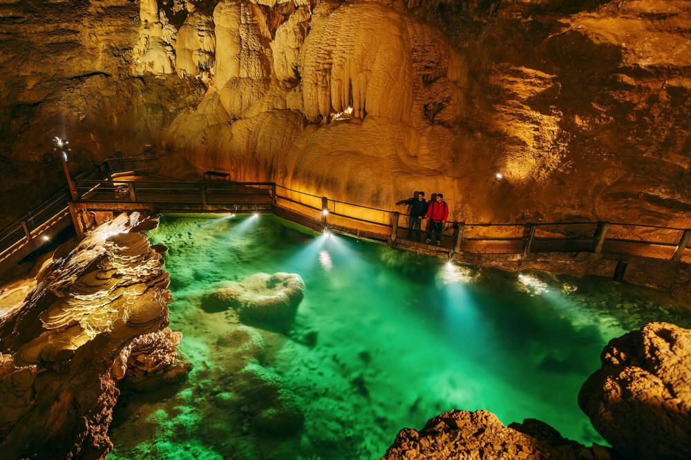 Have You Ever Heard Of Gouffre de Padirac In The South Of France? (7)