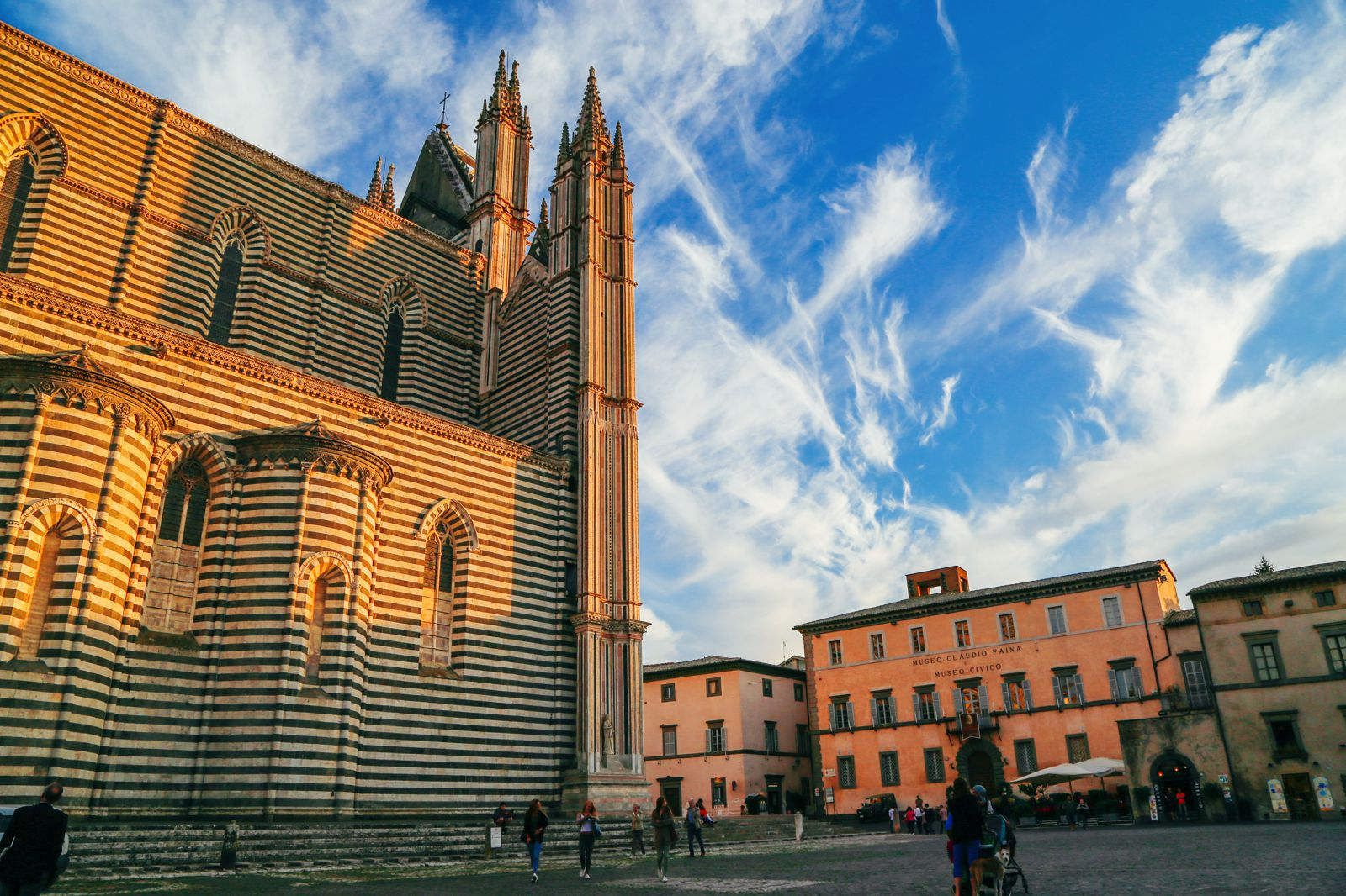 Orvieto - The Most Dramatic City In Europe (2)